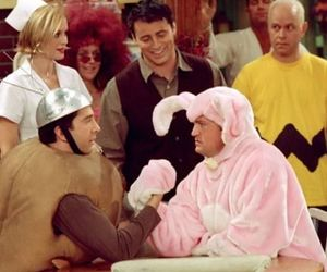 friends, ross geller, and funny image