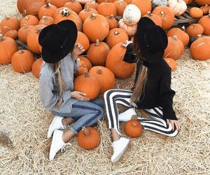 autumn, besties, and bffs image