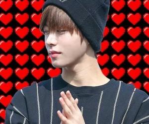heart, love, and yuta image