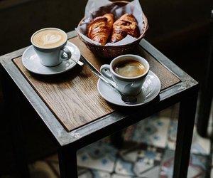 coffee, breakfast, and food image