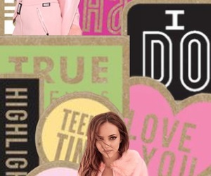 background, wallpaper, and little mix image