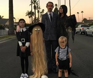 autumn, the addams family, and halloween idea image