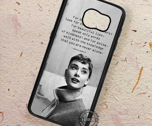audrey hepburn, phone cases, and phone covers image