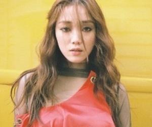 korean, model, and asian image