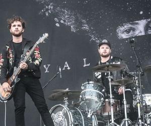 band, rock, and royal blood image