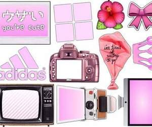 overlay and pink image
