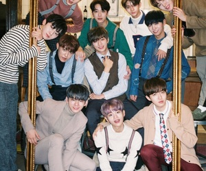 wanna one, kpop, and nothing without you image