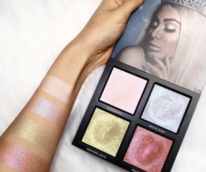 beauty, color, and highlighter image