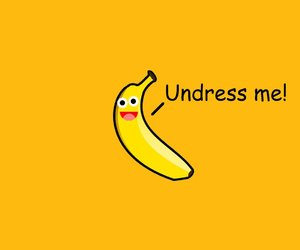 banana, lol, and cute image