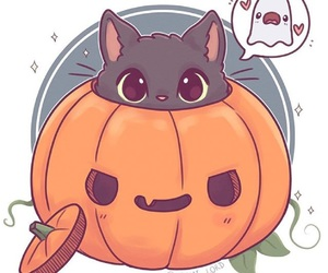 draw, drawing, and Halloween image