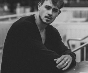 dacre montgomery, stranger things, and billy image