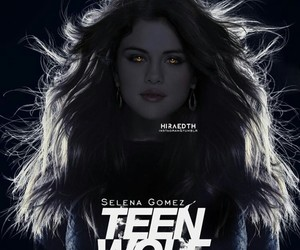 were wolf, selena gomez, and teen wolf image