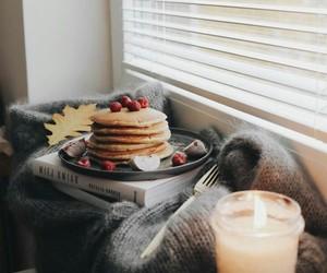 autumn, bite, and food image