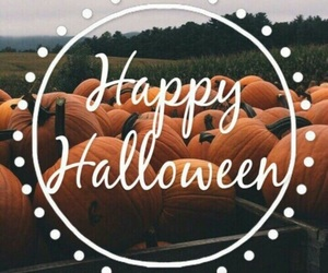Halloween, happy, and autumn image