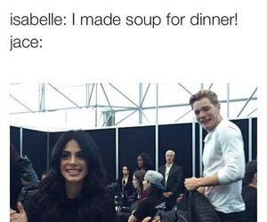 shadowhunters, jace, and isabelle image