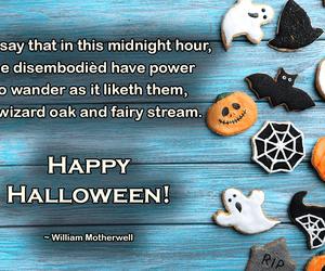 Halloween, happy halloween, and halloween poems image