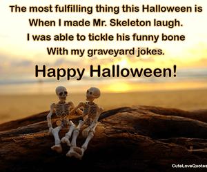 funny, Halloween, and jokes image