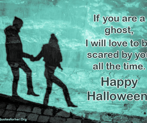 couples, Halloween, and love image