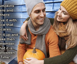 couple, Halloween, and quotes image