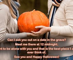couple, Halloween, and orange image