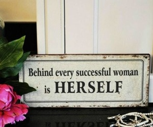 feminist and quote image
