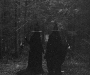 witch, black, and black magic image