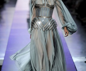 Jean Paul Gaultier and fashion image