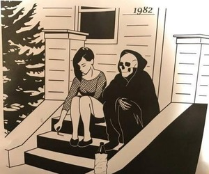 death, art, and dead image