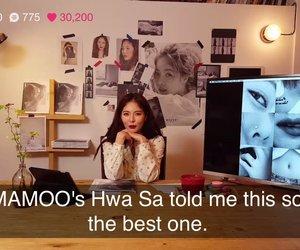 hyuna, mamamoo, and hwasa image