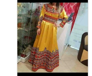 traditionnel, kabyle, and robe kabyle image