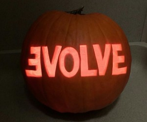 evolve, Halloween, and imagine dragons image