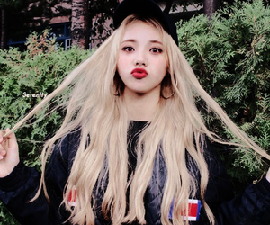 edit, jinsoul, and loona image