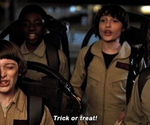 gif, stranger things, and Halloween image
