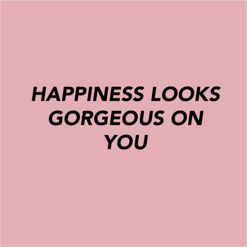 the small things that make us happy on we heart it