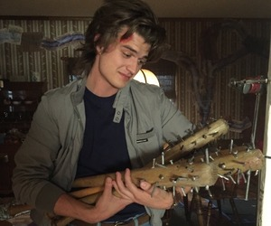 stranger things, joe keery, and steve harrington image