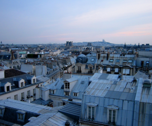 amour, paris, and travel image
