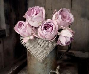 decoracion, flores, and rosas image