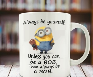 bob, minions, and funny image