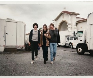 stranger things, finn wolfhard, and charlie heaton image