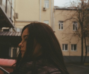 film, girl, and moscow image
