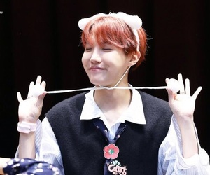 bts, jhope, and cute image