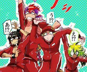 anime, anime boy, and nanbaka image