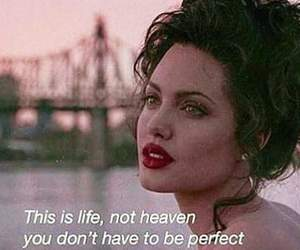 quotes, Angelina Jolie, and movie image
