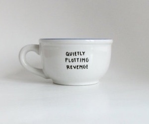 cup, quotes, and revenge image