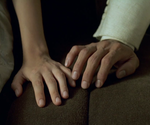 film, hands, and the lover image