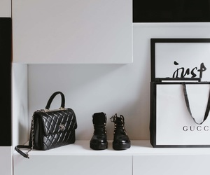 bag, chanel, and fashion image