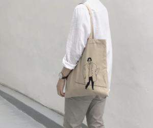 fashion, beige, and minimal image