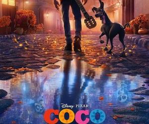 coco, disney, and mexico image