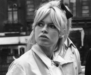 brigitte bardot, actress, and bow image