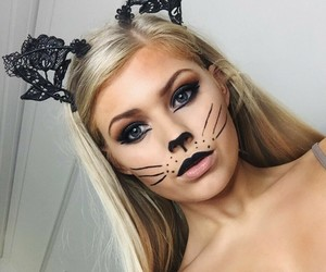 cat, contest, and Halloween image